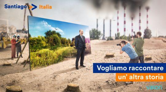 Santiago >> Italia
