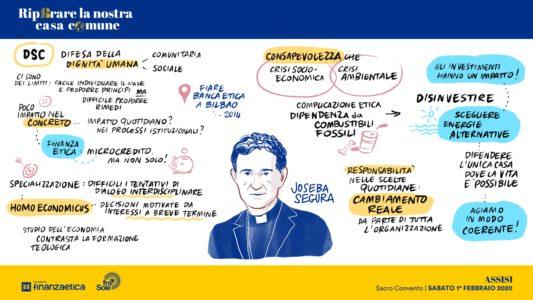 Intervento di Joseba Segura