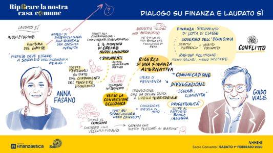 Intervento Anna Fasano e Guido Viale