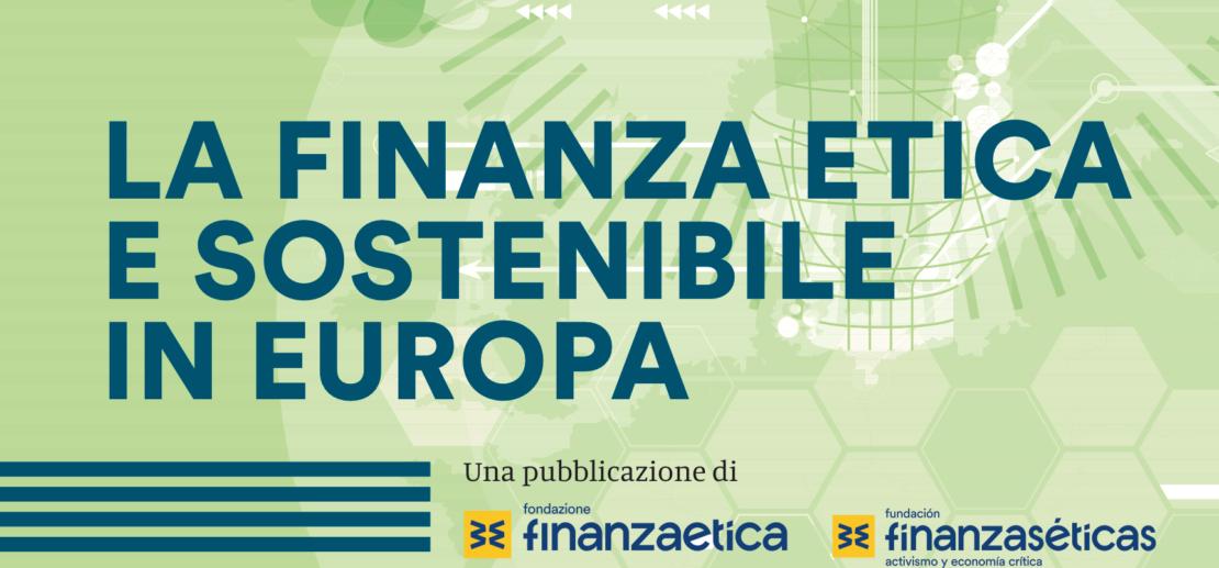 3 Rapporto Finanza Etica e Sostenibile in Europa