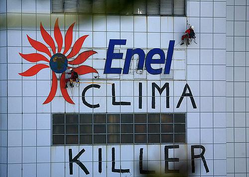Azionariato critico Enele