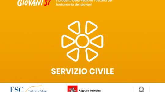 graduatoria servizio civile toscana